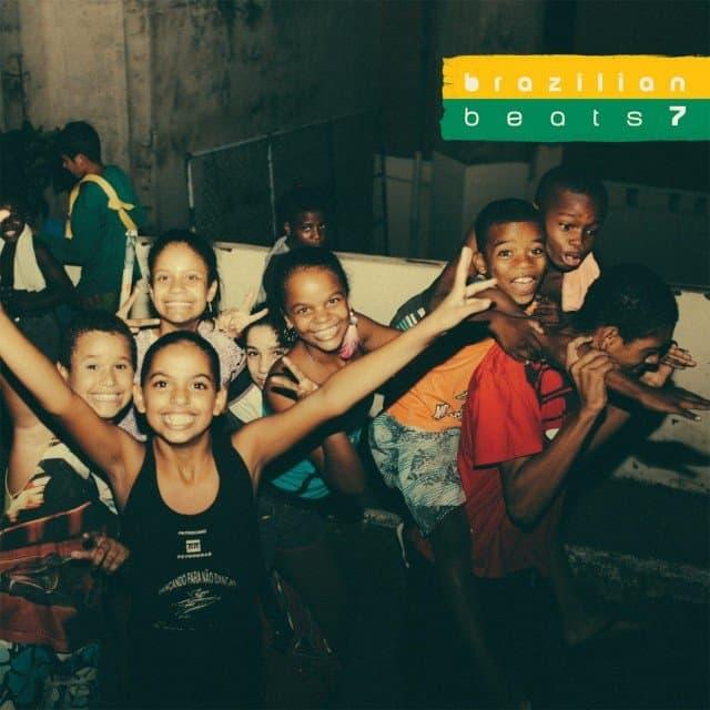 Brazilian Beats 7 featuring Junip's cover of Jorge Ben