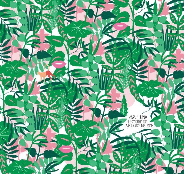 Ava Luna – Histoire de Melody Nelson album cover