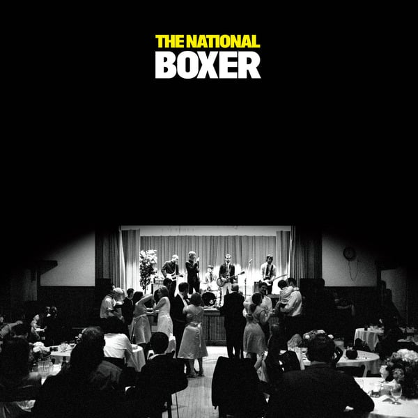 Boxer Musical Pairings: The National – Boxer