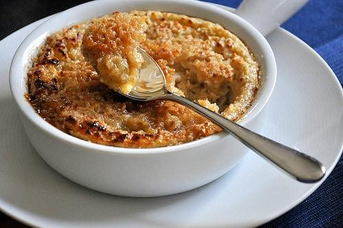 Bruleed Baked Oatmeal: Breakfast Week Continues ...