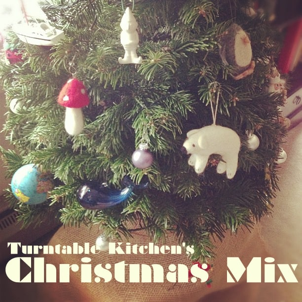 Christmas Tree Instagram Turntable Kitchens Christmas 2012 Mix