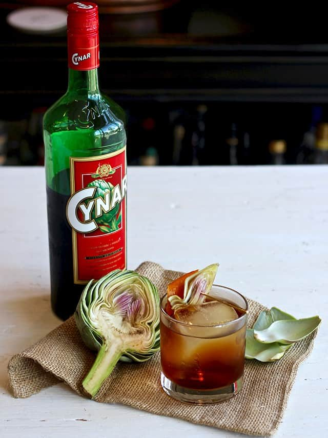 Home Bar: Cygroni (aka Cin-Cyn)