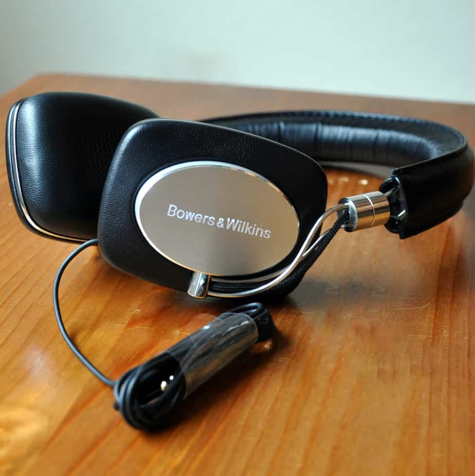 Turntable Kitchen: Recommended Products: Bowers & Wilkins P5 Mobile Hi-Fi