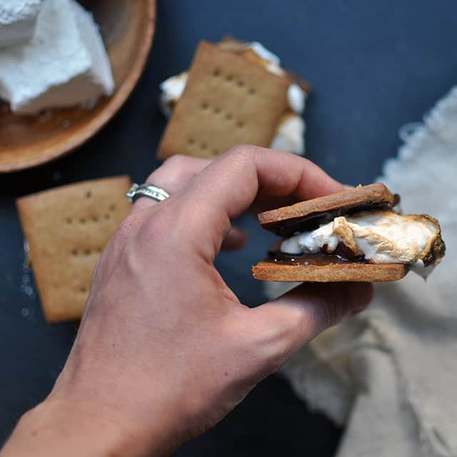 Homemade S'Mores, Memories of Summer
