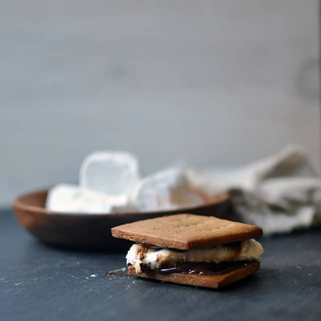 Homemade Indoor S'Mores