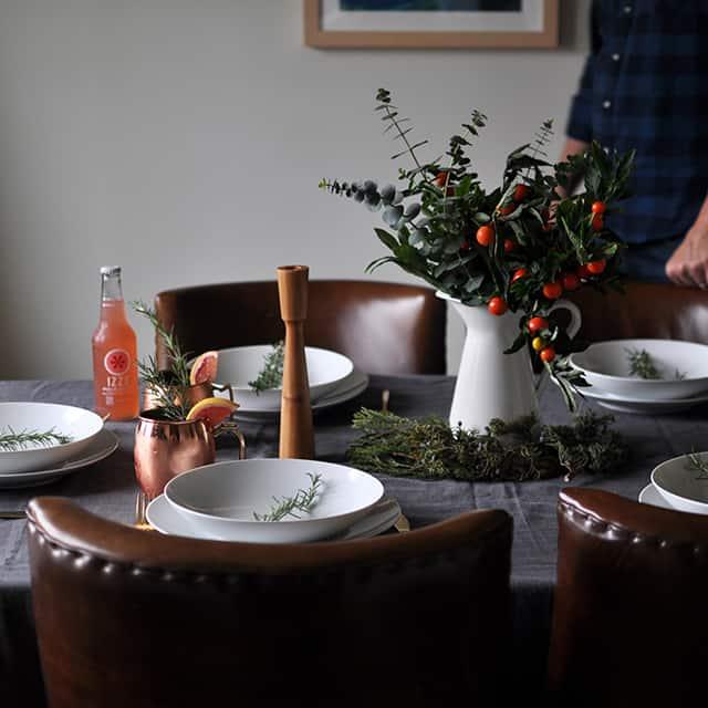 Happy Hour: IZZE Grapefruit Moscow Mule