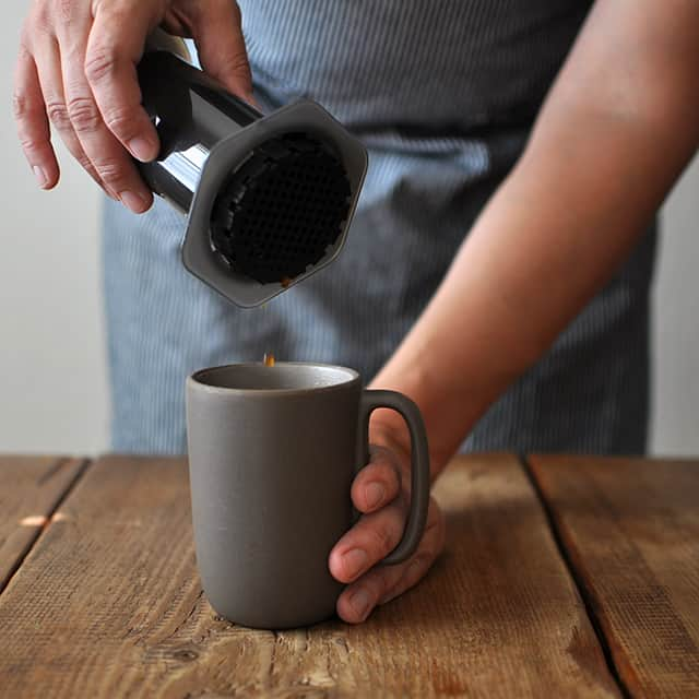 How to make coffee using an AeroPress