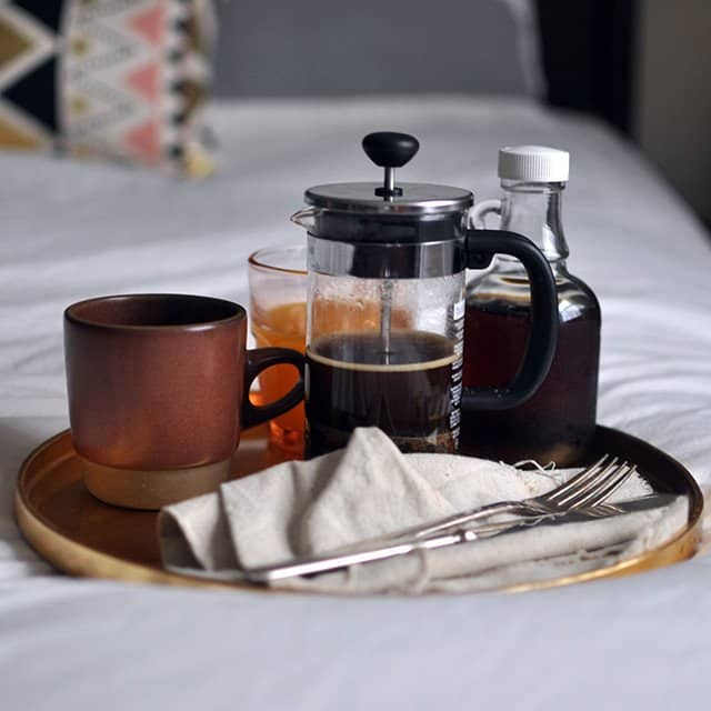 How to Make the Best Breakfast in Bed