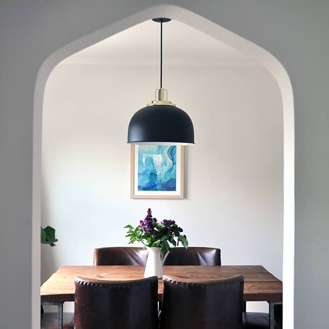 The Easiest Way to Style A Dining Room + A Rejuvenation Giveaway (Sponsored)