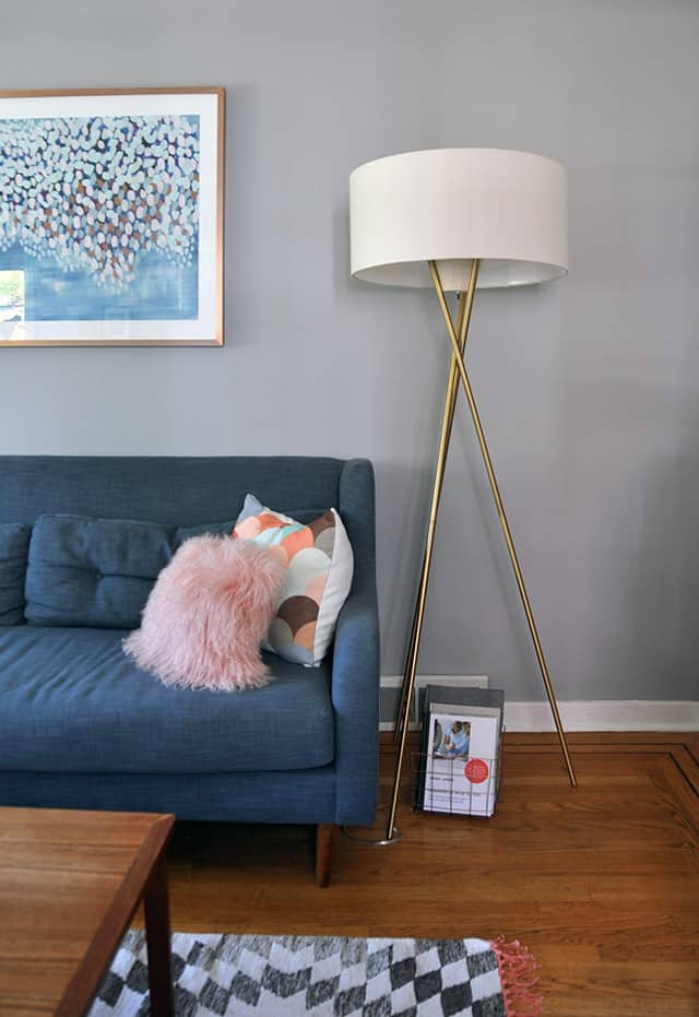 Peek Inside Our Living Room And Audio Setup Turntable
