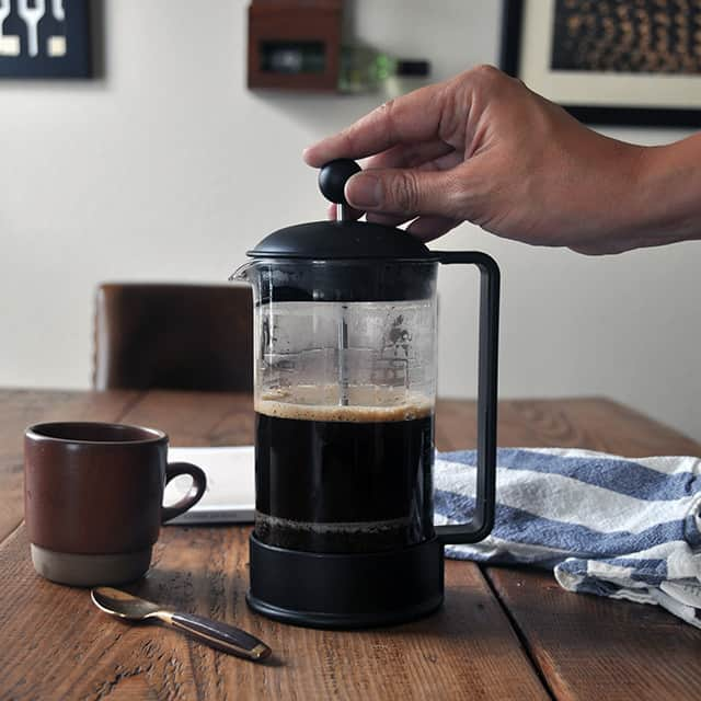 How To Make Coffee The Perfect French Press Technique