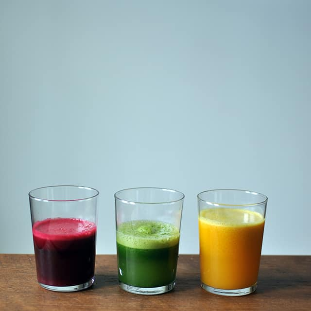 Juice Trio #fearnomess #stylebymethod