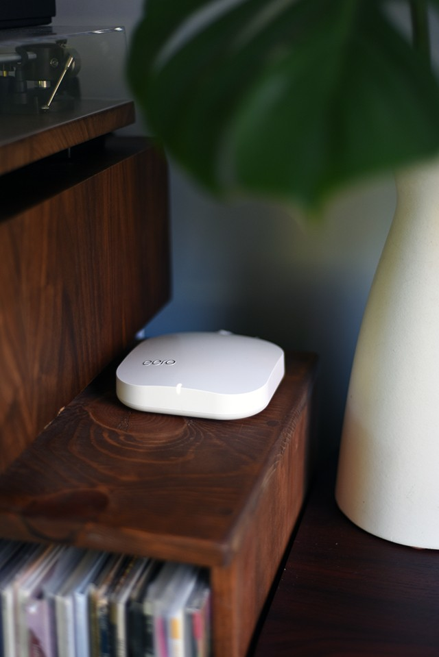 On Running a Business from Home, With Eero
