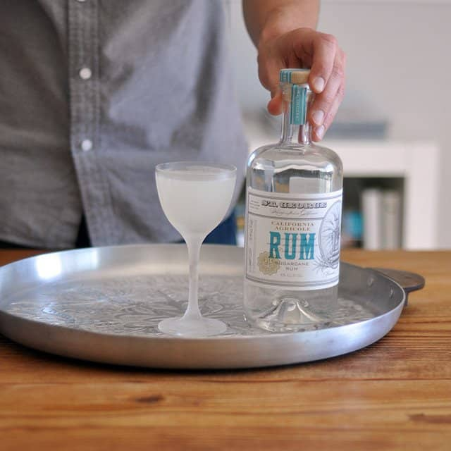 Happy Hour: R(h)um Daiquiri