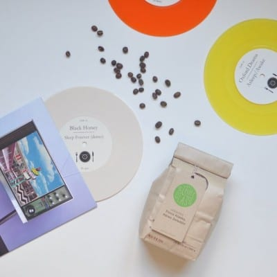 Turntable Kitchen's Curated Coffee & Vinyl Pairing
