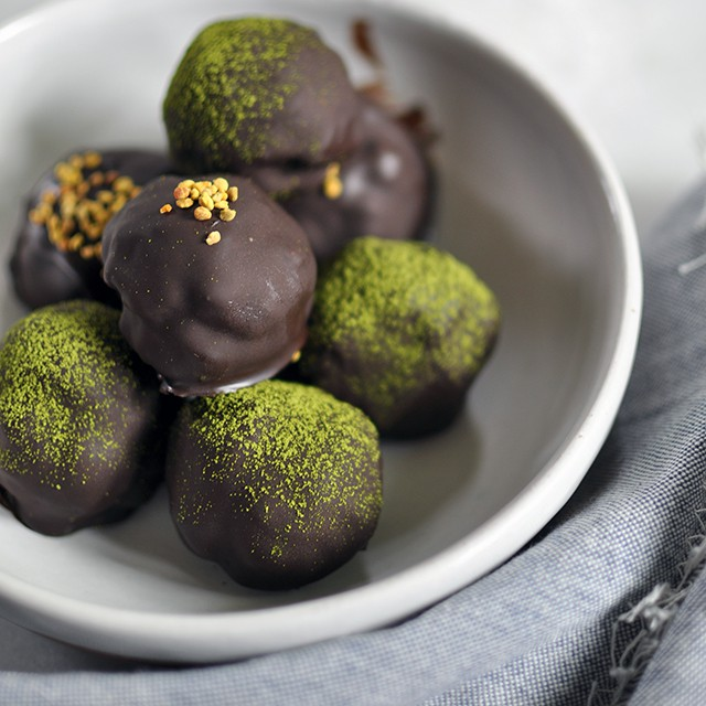Mystic Walnut Energy Bites