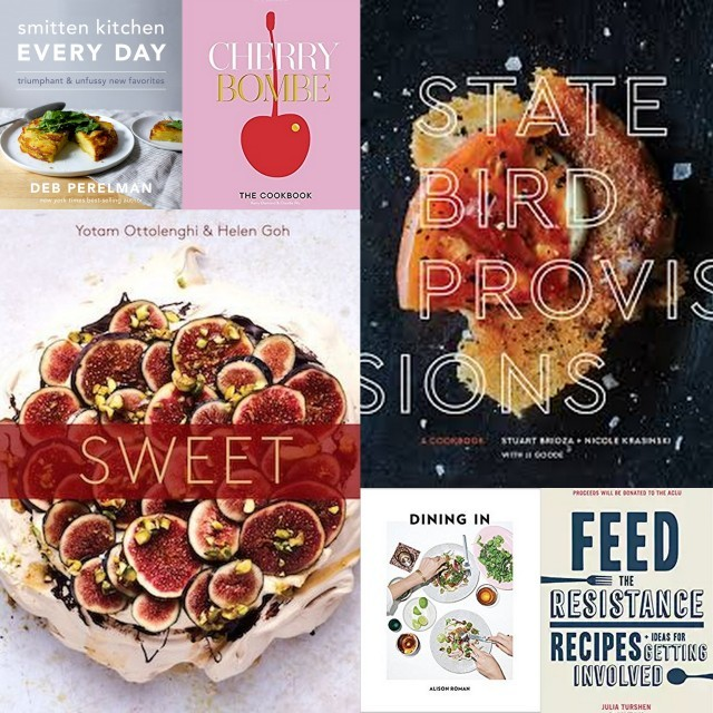 Perfect Presents: 7 Cookbooks