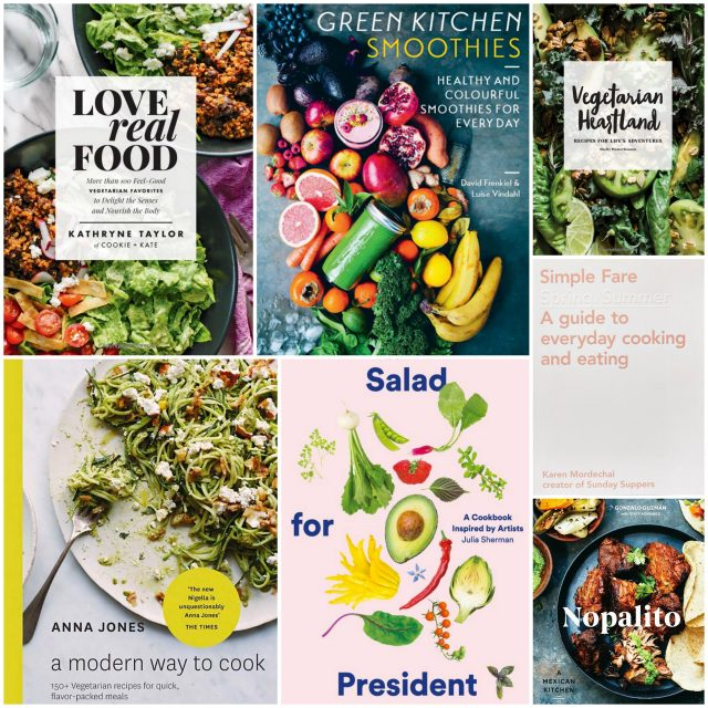 7 Summer Cookbooks We're Loving