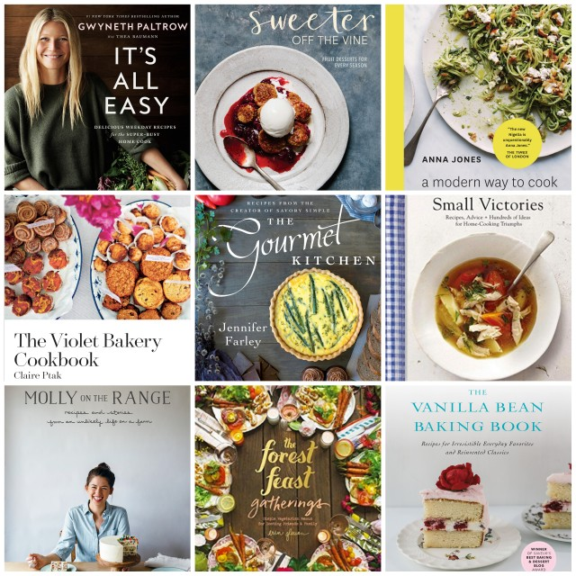 9 Cookbooks to Gift This Holiday Season