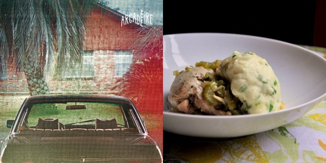 EP2021 Musical Pairings: Arcade Fire   The Suburbs (paired w/ chicken and scallion dumplings)