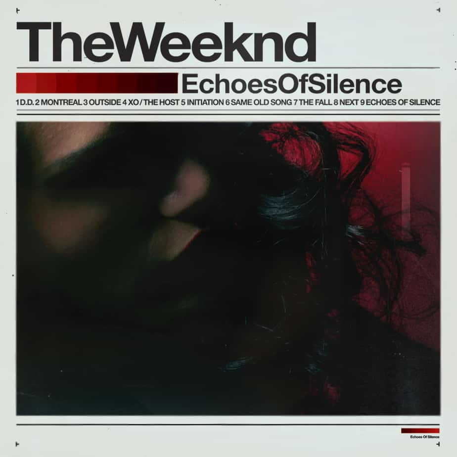 Single Serving The Weeknd Echoes Of Silence Turntable