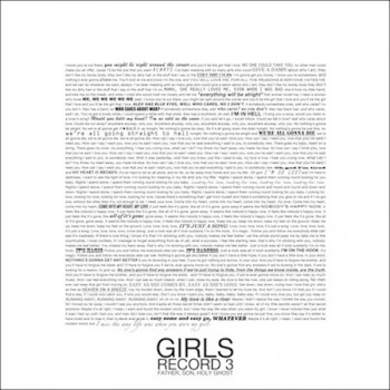 Girls FSH 350x350 Musical Pairings: Girls   Father, Son, Holy Ghost