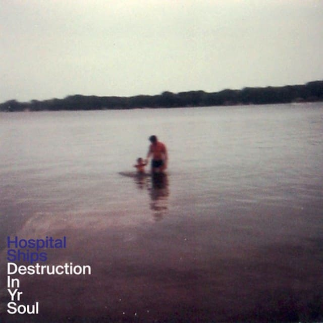 Hospital Ships - Destruction In Yr Soul Album Cover
