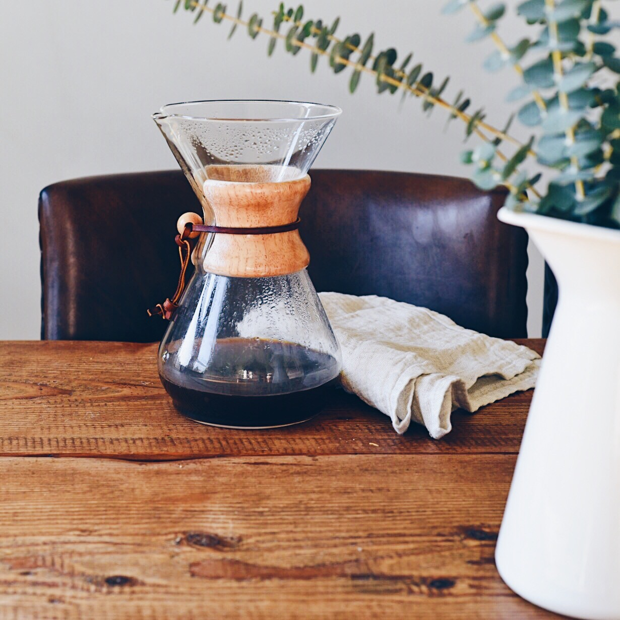 Over-extracted coffee tastes bitter. Under-extracted coffee tastes sour. If you want to know how to make coffee at home that tastes better, whether you're using a Chemex, Hario, French Press, or Aeropress, we have a simple guide for adjusting the variables that play into the best brew.