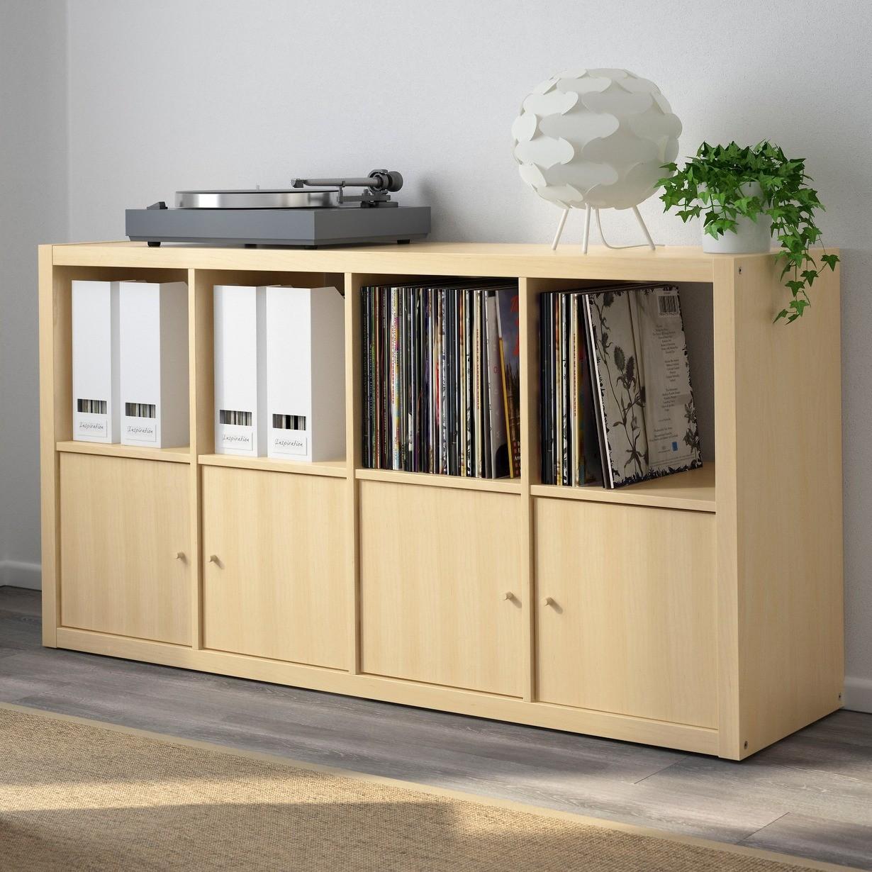 the best vinyl record storage options turntable kitchen. Black Bedroom Furniture Sets. Home Design Ideas