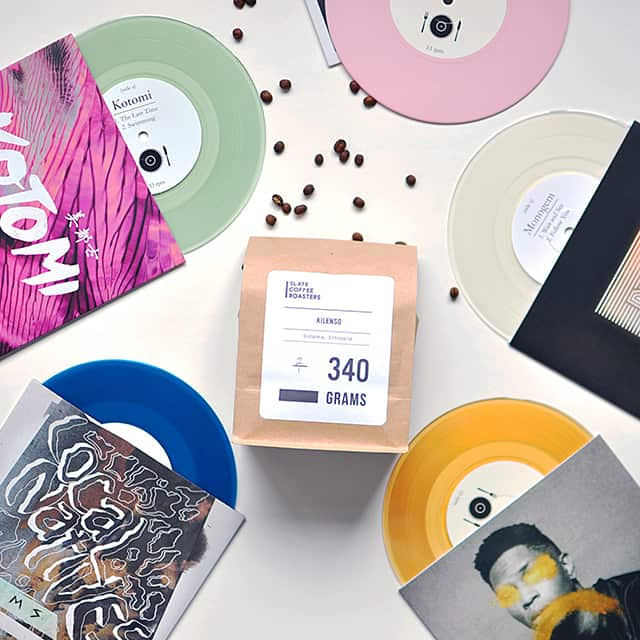 Coffee & Vinyl Pairings Subscription