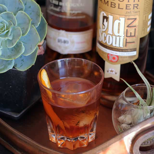 Happy Hour: Old-Fashioned