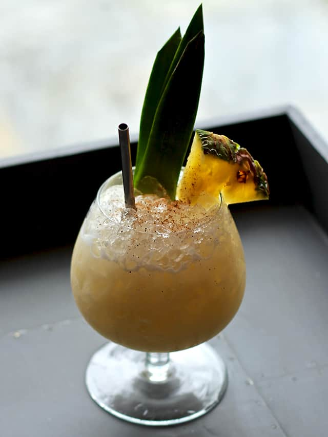 Home Bar: Brandy (& Tiki) Alexander