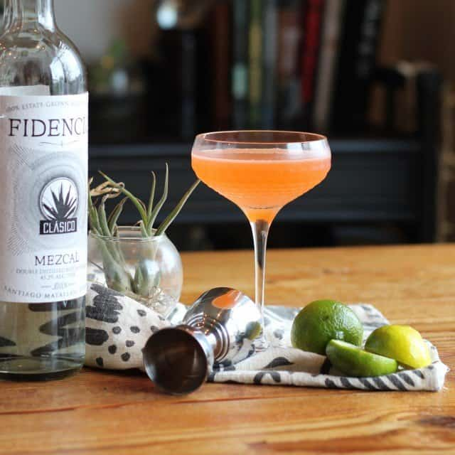 Home Bar: Naked & Famous