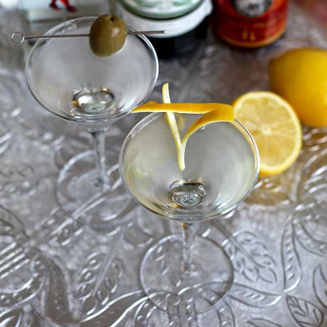 Home Bar: A Martini Your Way, Plus Rules for Ordering at Bars