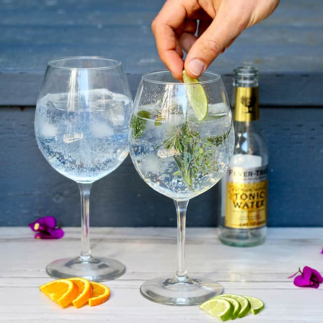 Home Bar: Spanish Gin Tonic