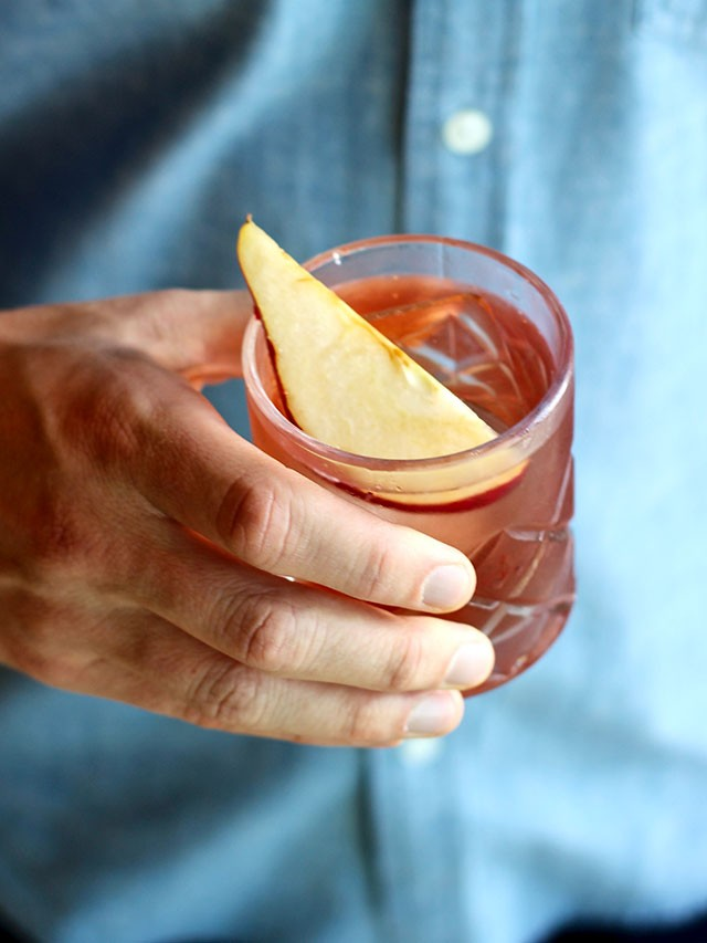 Home Bar: Fistful of Pears