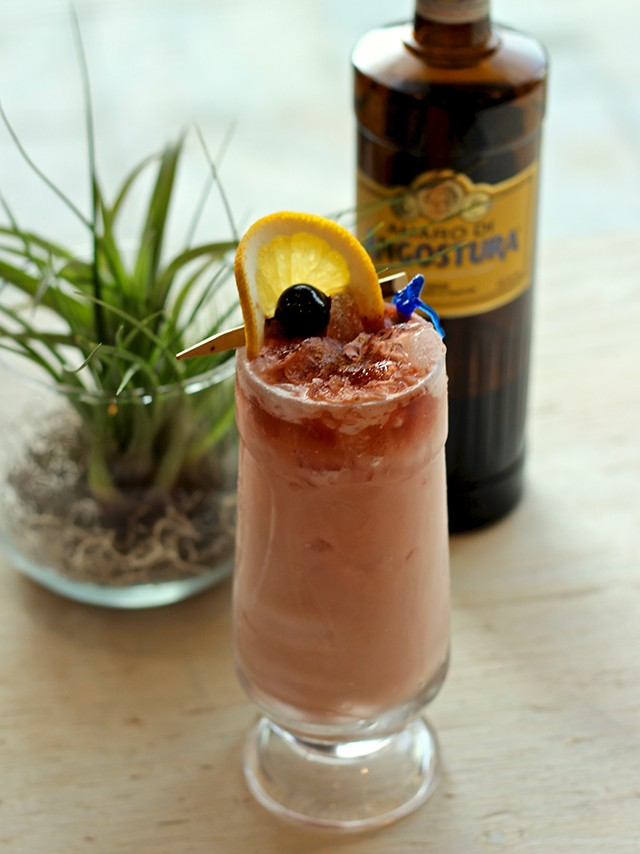 Home Bar: Angostura Colada