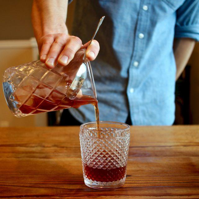 Home Bar: Vieux Carre