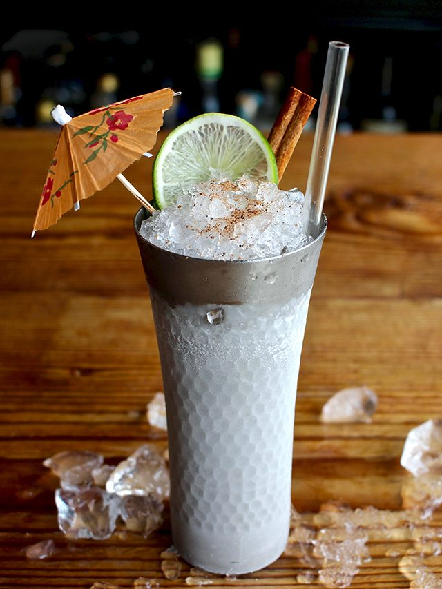Home Bar: Beachcomber's 151 Swizzle