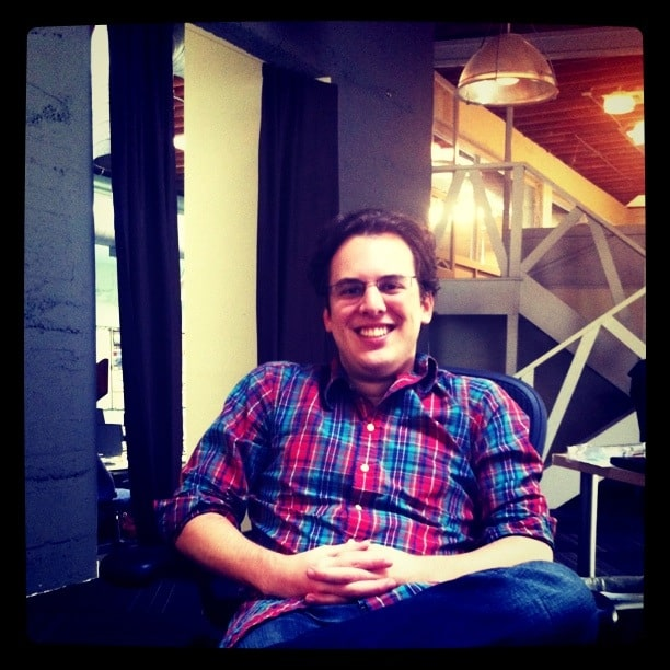 Instagramphoto 5 Questions With... Mike Krieger, Co Founder of Instagram