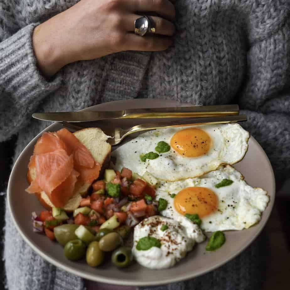 Israeli Breakfast Plate - Turntable Kitchen