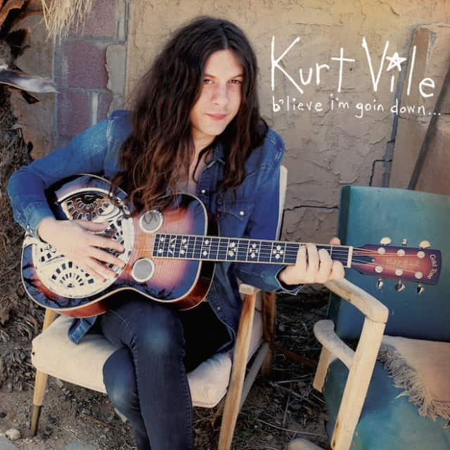 Kurt Vile new LP