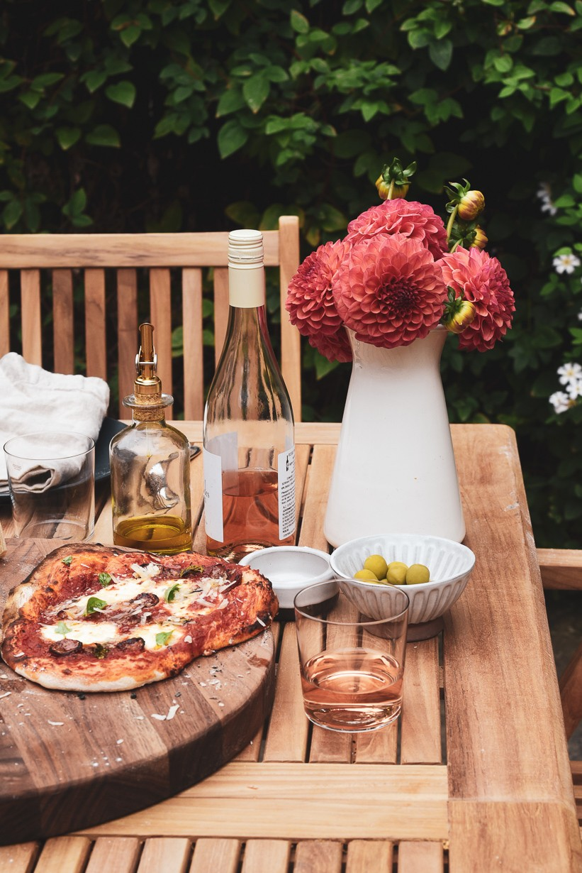 A PNW Backyard & Labor Day Pizza Party!