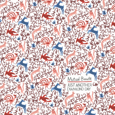 SD003: Mutual Benefit - Just Another Diamond Day (Blue Vinyl)