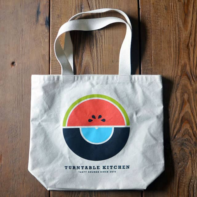 New in the TK Market Watermelon Market Tote with Record Pocket2 New in the TK Market: Watermelon Market Tote with Record Pocket