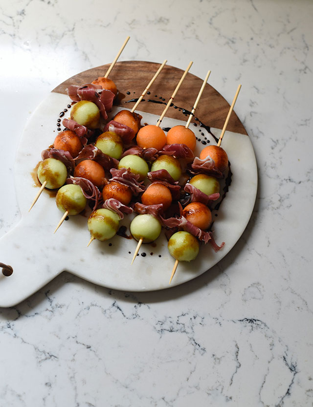 Prosciutto Skewers