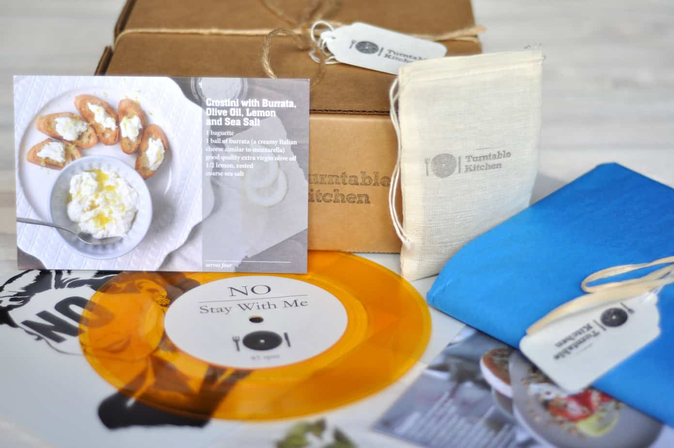 Pairings Box Gift Subscription (6 months) - Turntable Kitchen