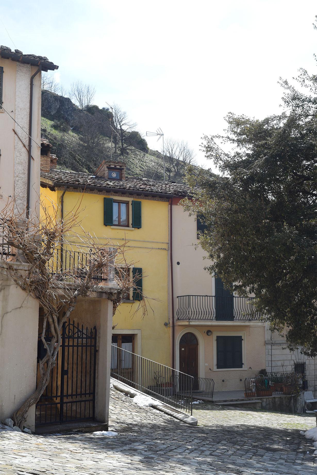 Pennabilli street