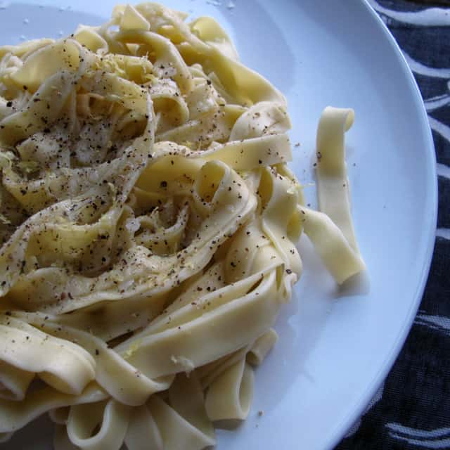 PlatedPasta Guest Post: Fresh Egg Pasta from Kristin Appenbrink, Real Simple