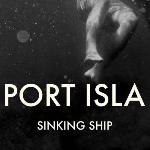 Port Isla Single Serving: Port Isla   Sinking Ship